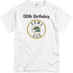 Custom birthday shirt