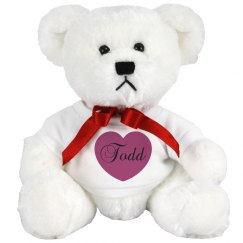 Todd's Teddy Bear