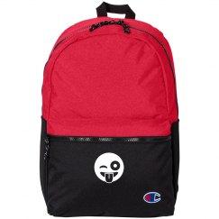 Red Emoji Bag