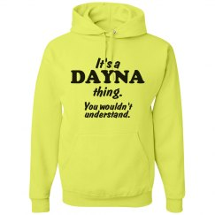 It's a Dayna thing!