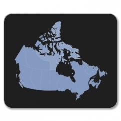Canada Provinces Mousepad