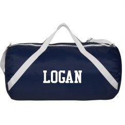 Logan sports roll bag