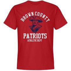 Patriots Athletic Dept