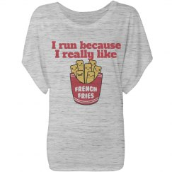 I Run for Fries!