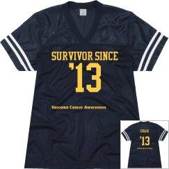 Cancer Survivor Jersey