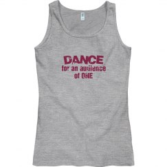 Dance for One Tank