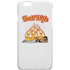Hott Wife iPhone 5 Case