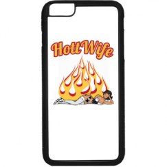 Hott Wife iPhone 6 Plus Rubber Case