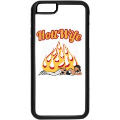 Hott Wife iPhone 6 Rubber Case