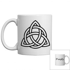 Celtic Family Mug