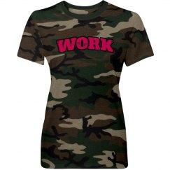 WORK -camo