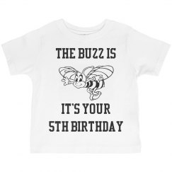Buzz is it's your birthday