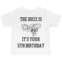 Buzz is it's your birthday