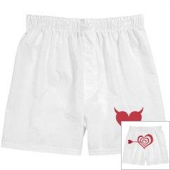 Red Devil Boxer Shorts