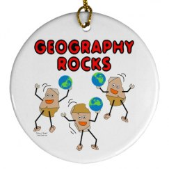Three Geography Rocks