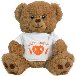 Hoppy Easter Gift Bear For Baby