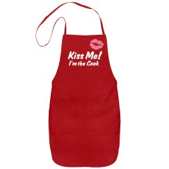 Kiss Me the Cook!