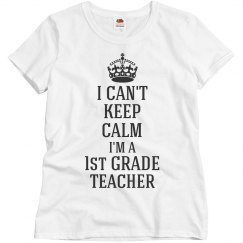 1st grade teacher