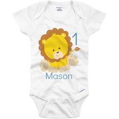 Lion Cub Birthday
