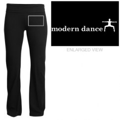 modern dance yoga pants