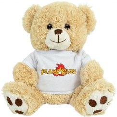 Flame Gurl Logo Tiger