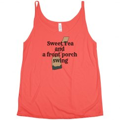 Sweet Tea tank