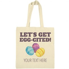 Custom Egg-Cited Easter Egg Hunt