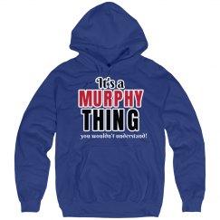 It's a Murphy Thing
