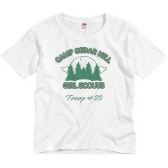 Girls Scout Summer Camp
