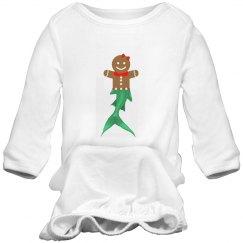 Gingerbread Mermaid