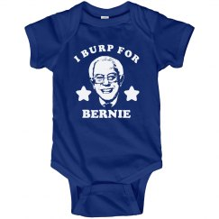 I Burp for Bernie Baby