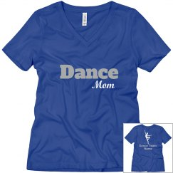 Dance Mom with Team Name