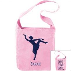 Sarah. Ballet bag