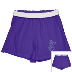 Junior/ Lady Mermaid Soft Shorts