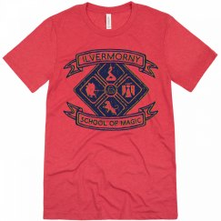 Ilvermorny House Colors Shirt