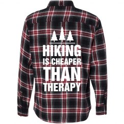 Hiking Is Cheaper Than Therapy