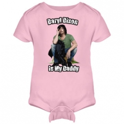 Infants Daryl Dixon Is My Daddy Onesie