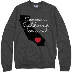 Someone In Cali...