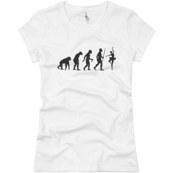 Ballet Evolution shirt