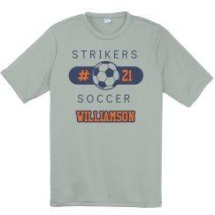 Custom Soccer Team