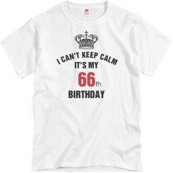 I cant keep calm...