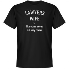 Lawyers wife way cooler