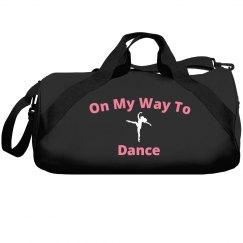 On my way to dance