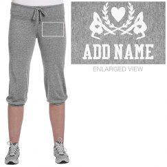 Custom Name Gymnastics Outfit
