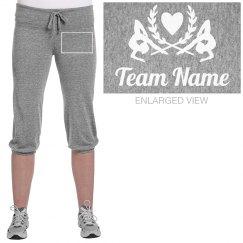 Custom Gymnastics Team Name