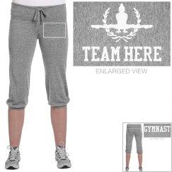 Custom Team Gymnastics Sweats