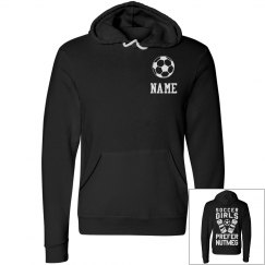Custom Soccer Girl Nutmeg Hoodie