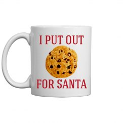 Put Out Cookies for Santa