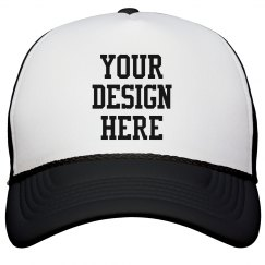 Design a Cap for Baseball