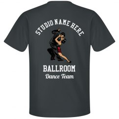 Ballroom dance team shirt
